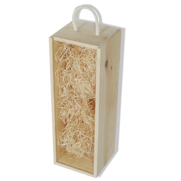 holzkisten kaufen weinkisten korbwaren box f r magnum flaschen. Black Bedroom Furniture Sets. Home Design Ideas