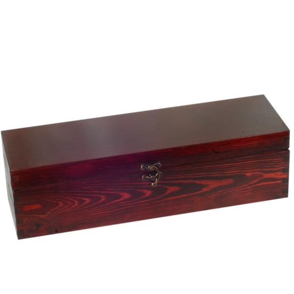 holzkisten kaufen weinkisten korbwaren holzkiste f r weinflaschen. Black Bedroom Furniture Sets. Home Design Ideas
